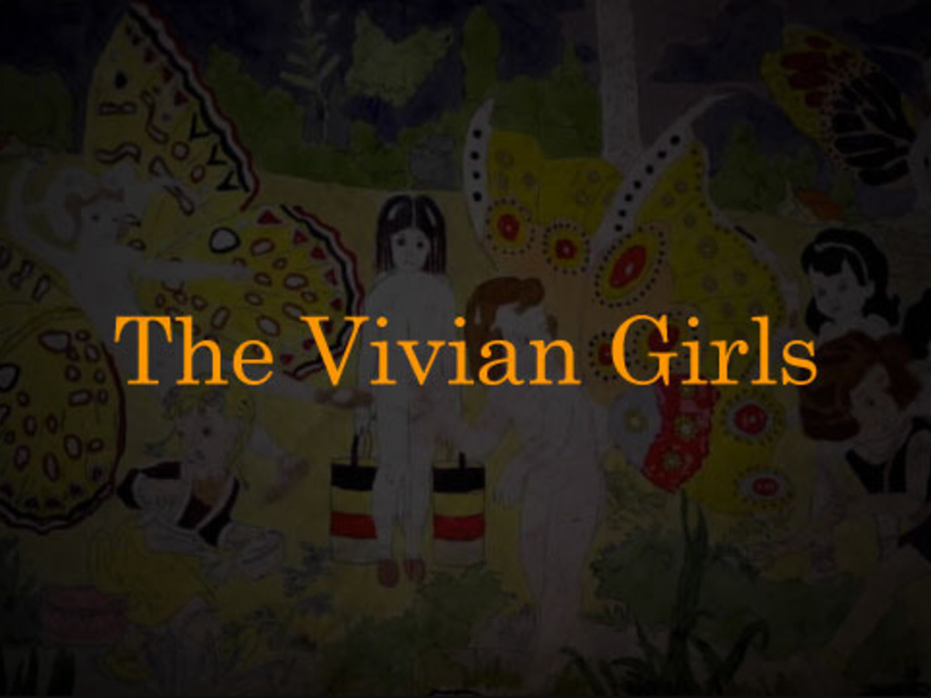 The Vivian Girls: A Musical's video poster