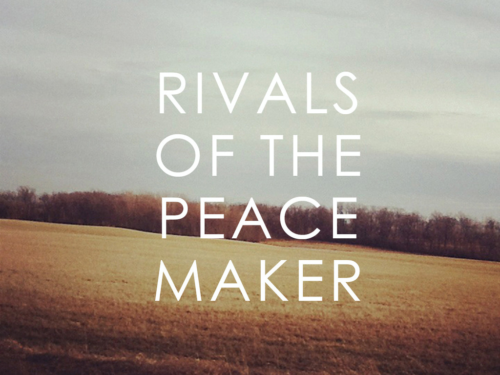 Rivals of the Peacemaker Album and Series of Art Prints's video poster