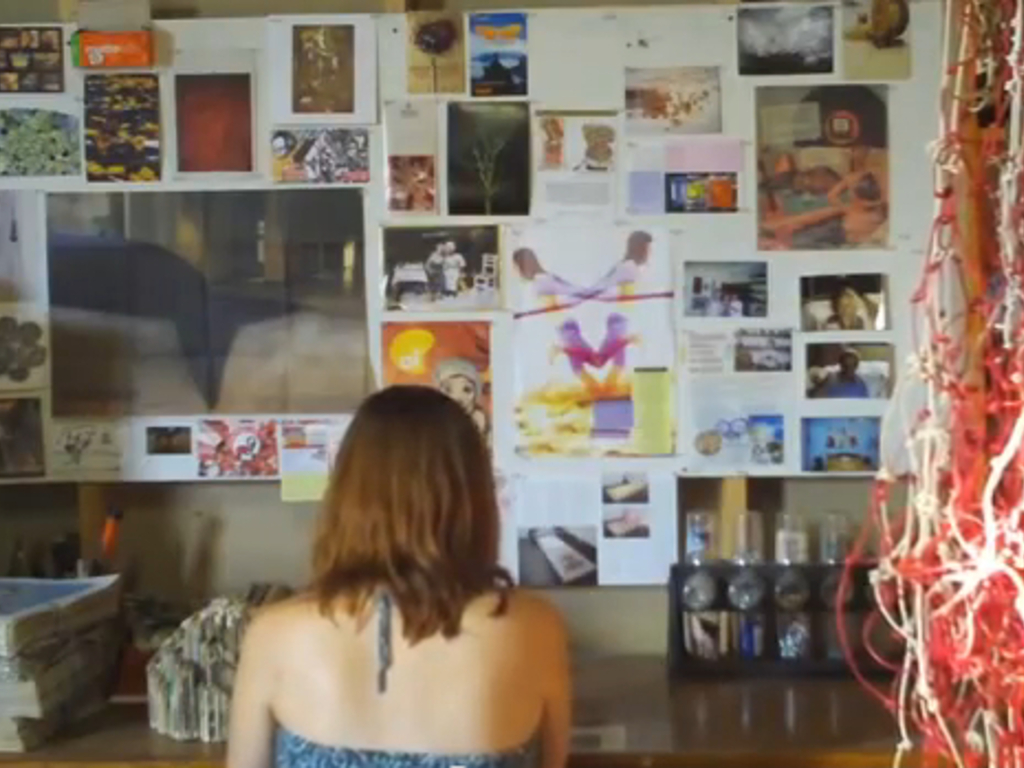 Viva Arte em Goiânia, Brasil's video poster