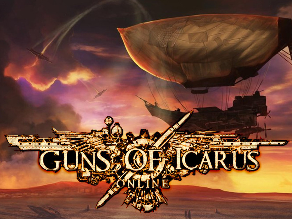 Guns of Icarus Online's video poster