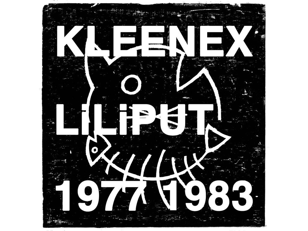 "Kleenex/Liliput ""Liliput"" 4lp box's video poster"