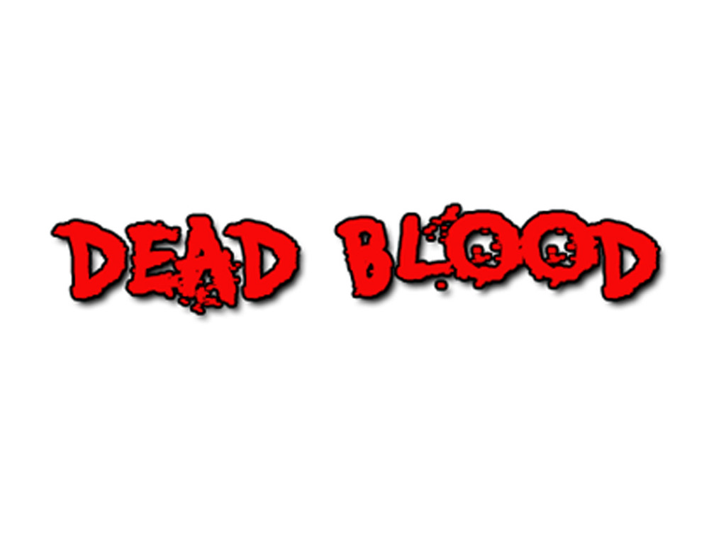 DEAD BLOOD - A Horror Graphic Novel's video poster