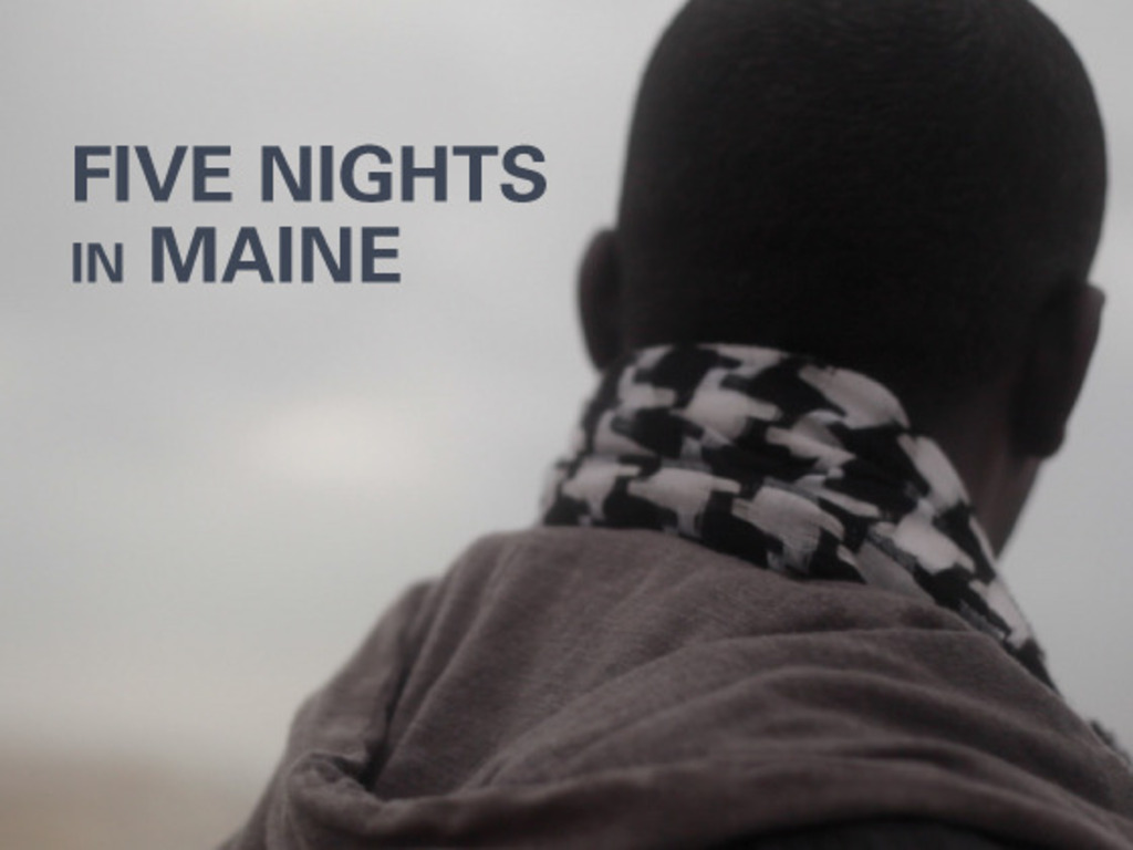 FIVE NIGHTS IN MAINE  – an independent film by Maris Curran's video poster