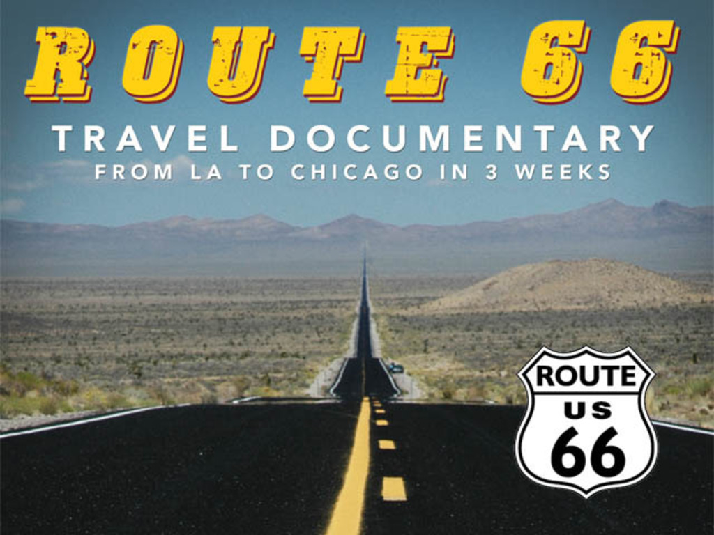 HiDef Route 66 Travel Documentary. LA to Chicago in 3 weeks.'s video poster