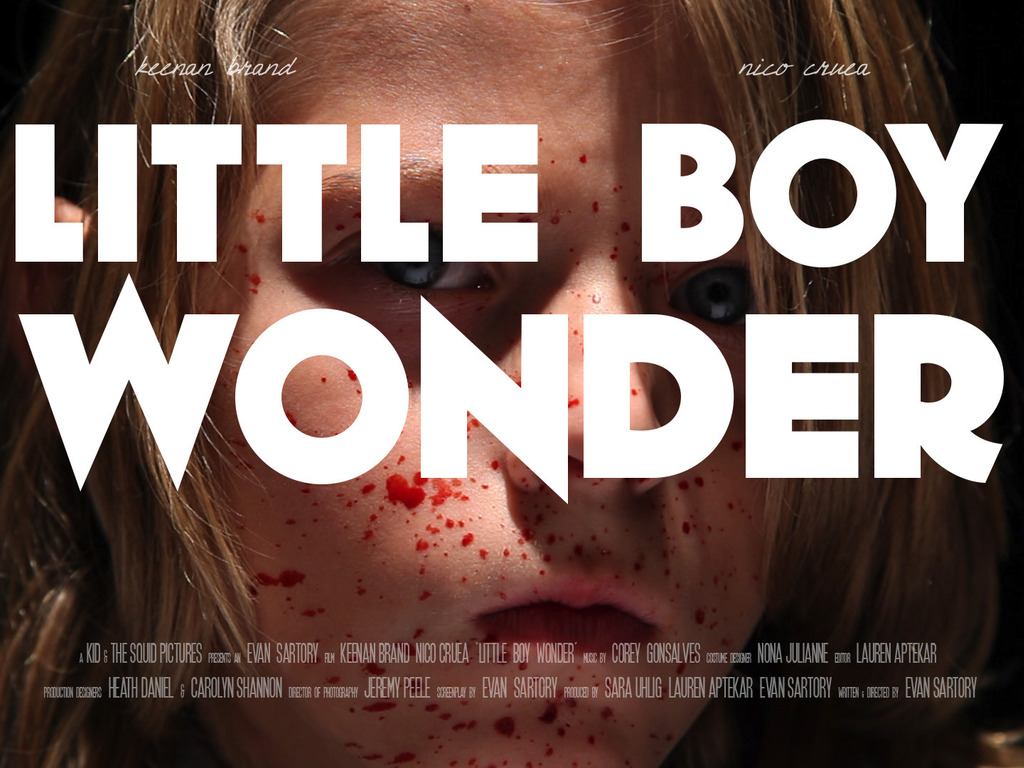 Little Boy Wonder - A Short Film's video poster