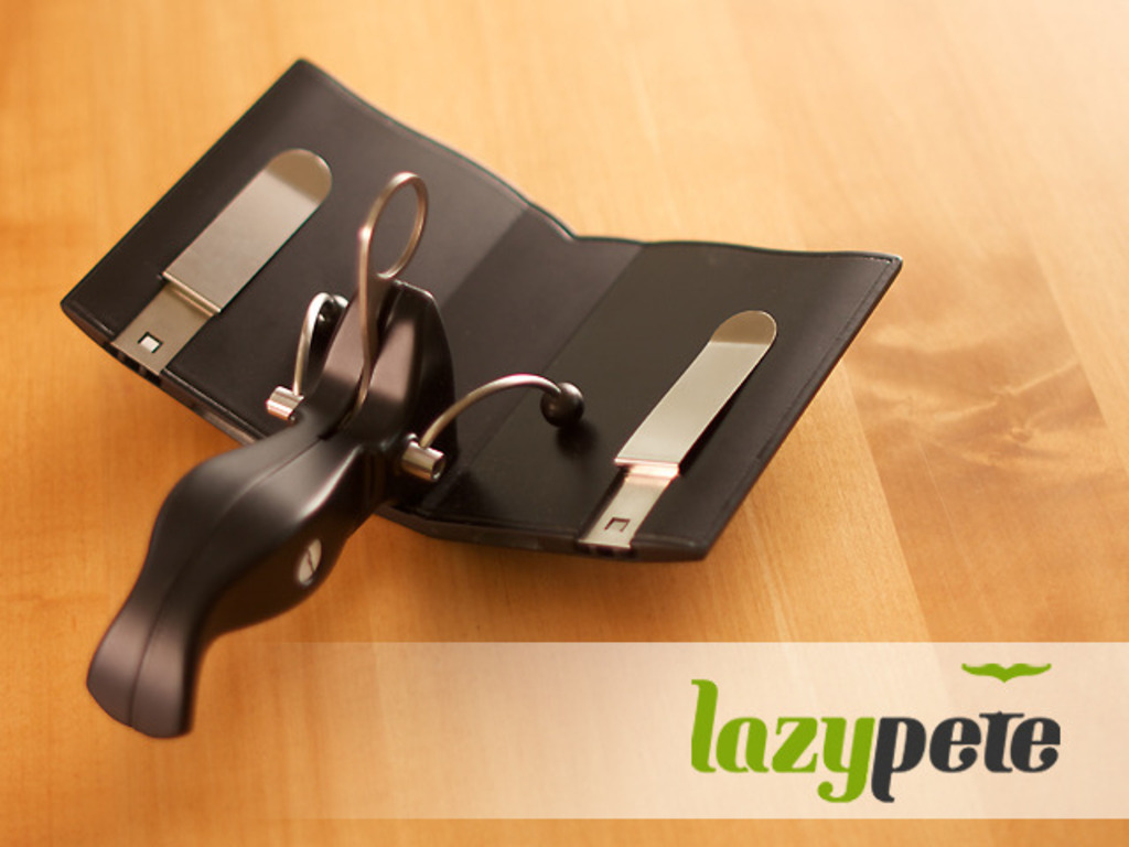 LazyPete - The One-Hand Book-Reader's video poster
