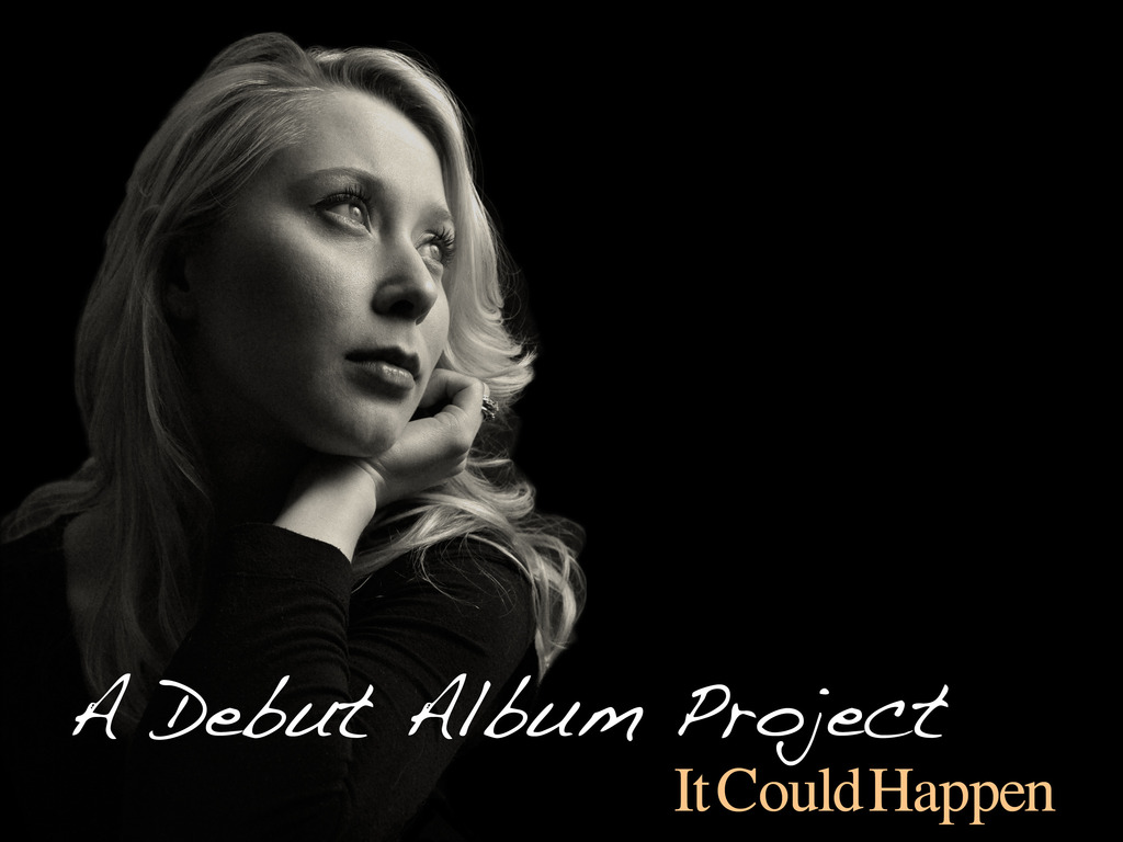 """""""It Could Happen"""" - Debut Album from Diana Page's video poster"""