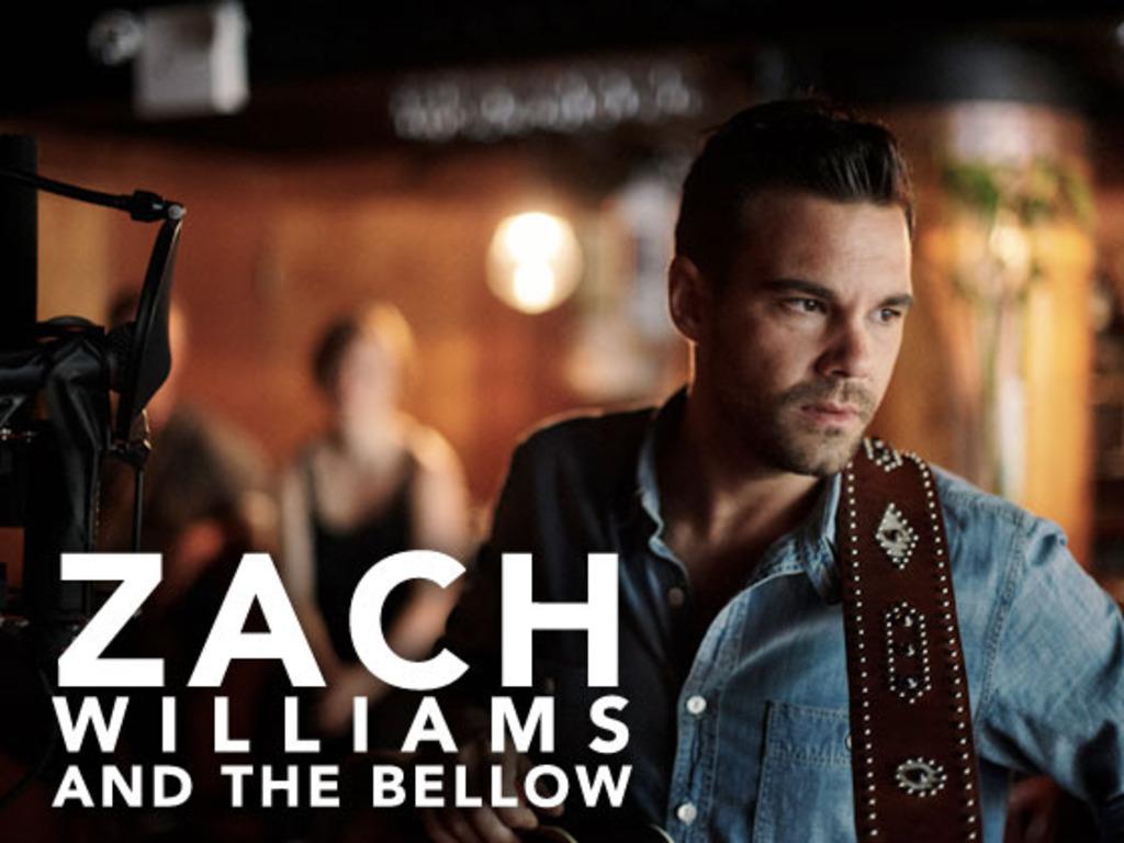 Zach Williams & The Bellow recording new album!'s video poster