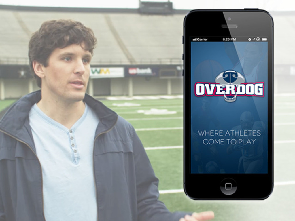 OverDog: Play Your Favorite Athletes in Your Favorite Games's video poster