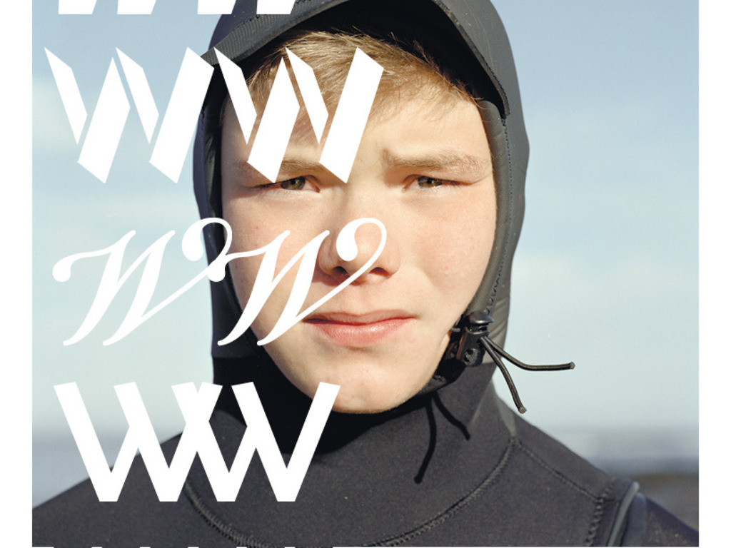 White Waters: Surfing in Britain's video poster