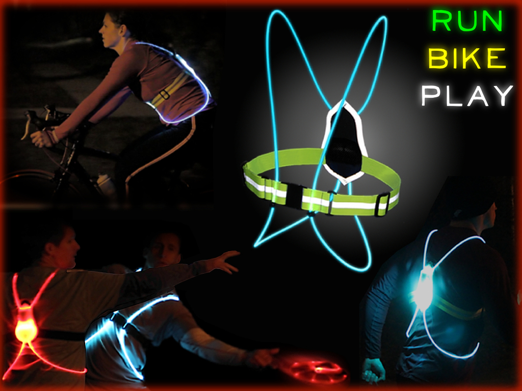Fiber Optic Athletic Gear: Revolutionizing Sports and Safety's video poster