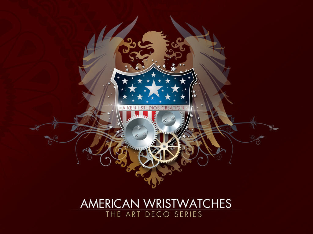 American Wristwatches, The Art Deco Series's video poster