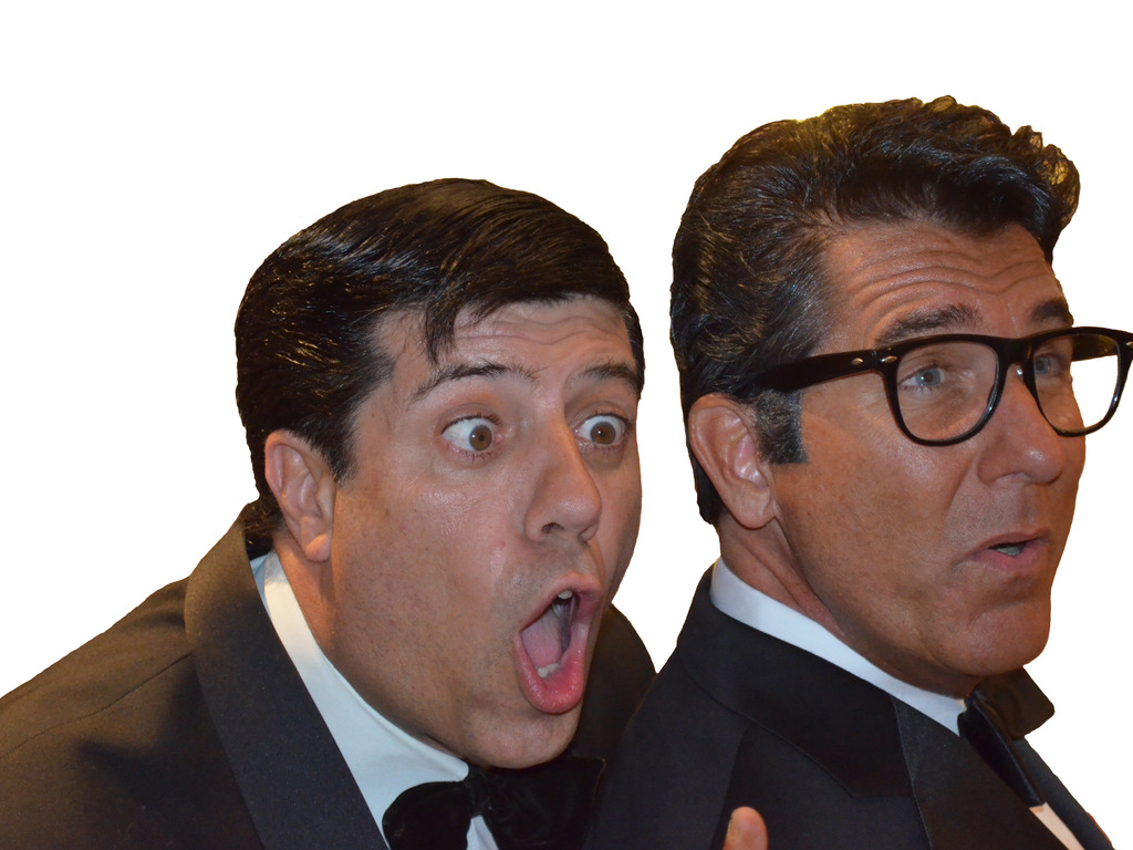 """Present to Las Vegas """"A Martin and Lewis Tribute"""" show.'s video poster"""