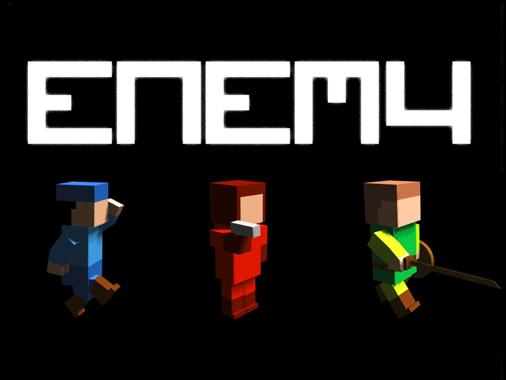 Enemy's video poster