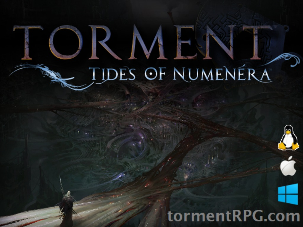 Torment: Tides of Numenera's video poster
