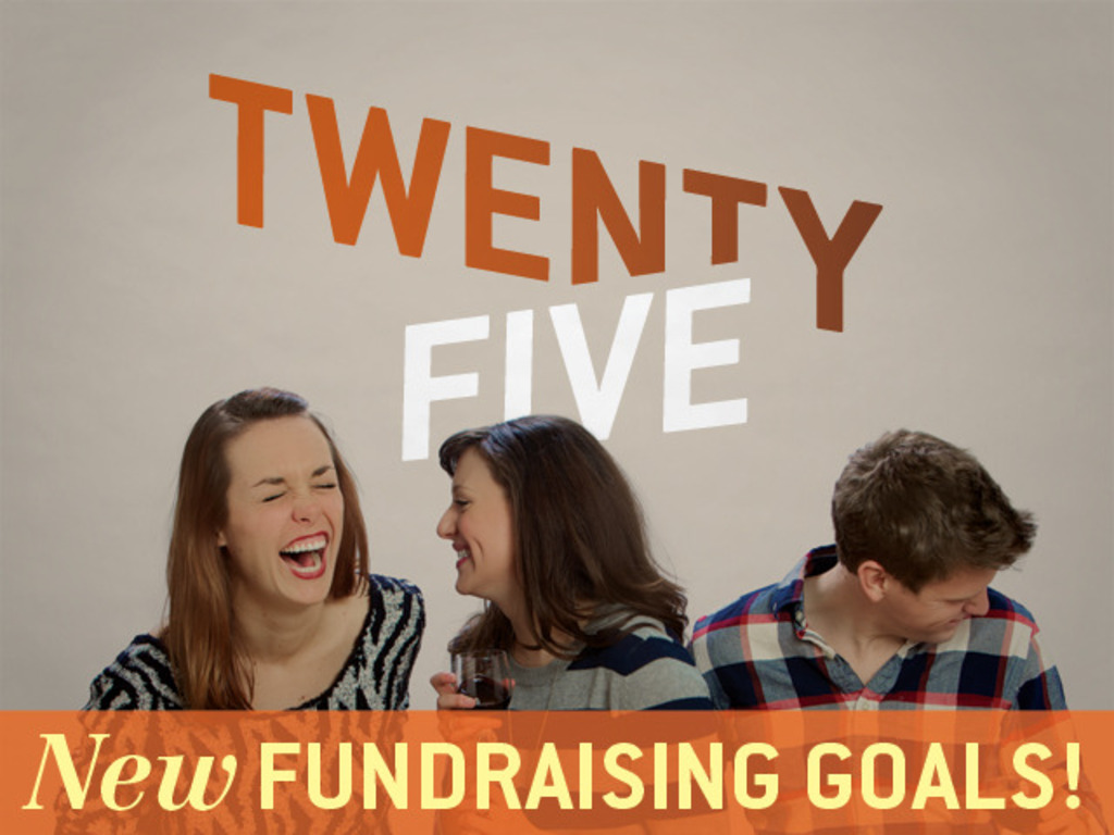 TWENTY FIVE: A New Comedy Web Series's video poster