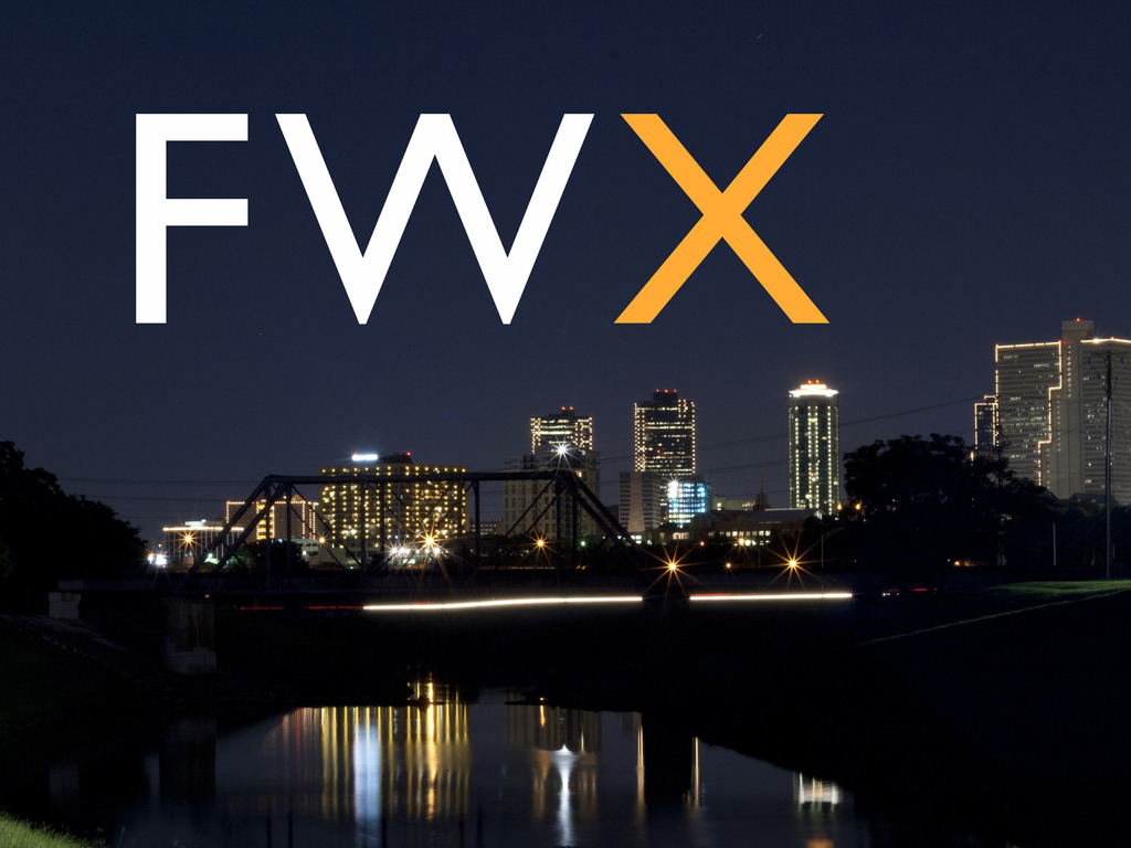 Fort Worth Exposure Festival's video poster