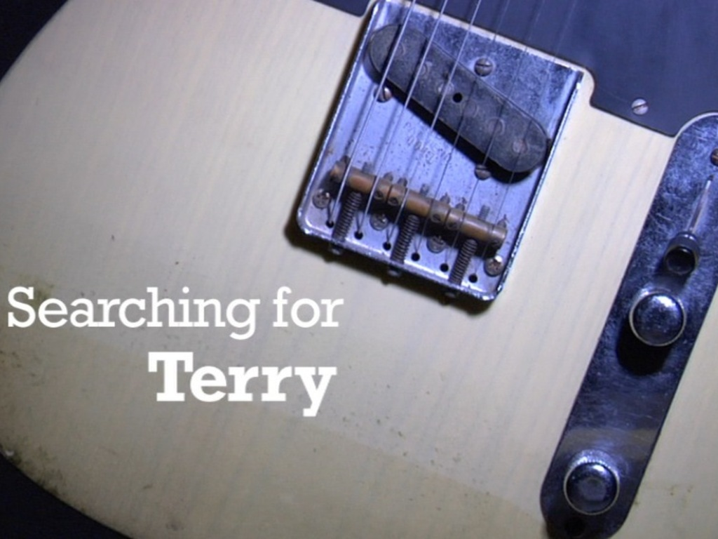 Searching for Terry: Discovering a Guitar Legend's video poster