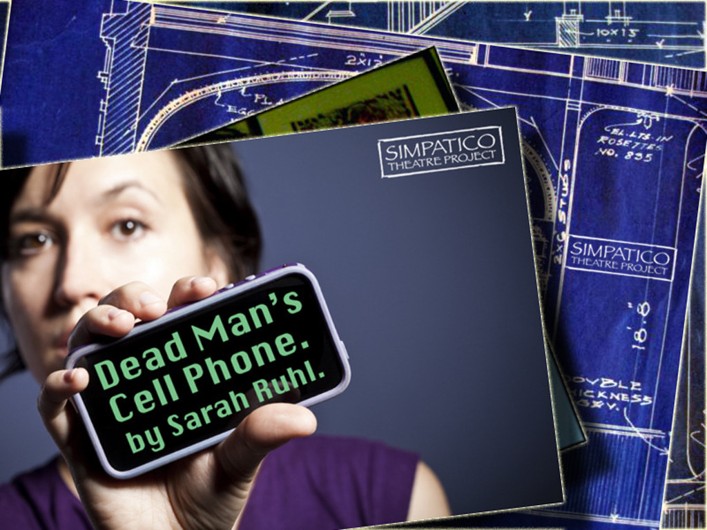 DEAD MAN'S CELL PHONE - Realizing Our Dream Design's video poster