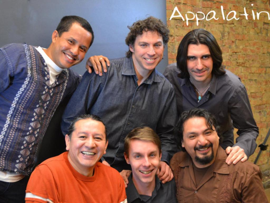 "Appalatin's New Album ""Waterside""'s video poster"