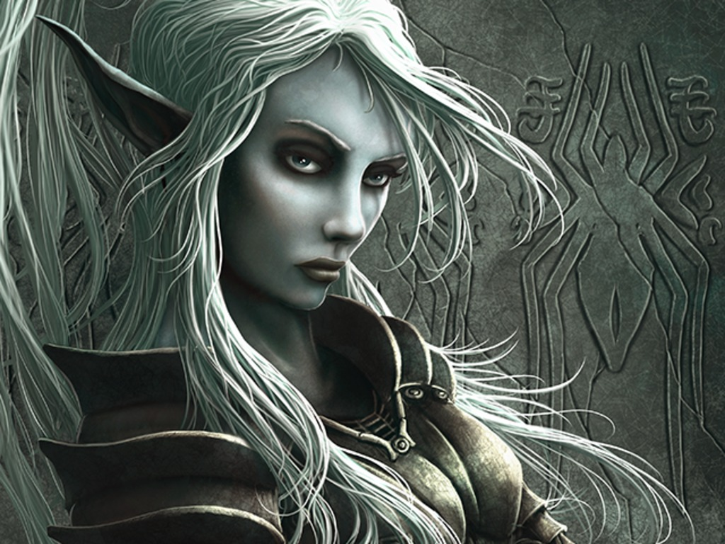 Rise of the Drow - Pathfinder RPG Adventure Trilogy's video poster