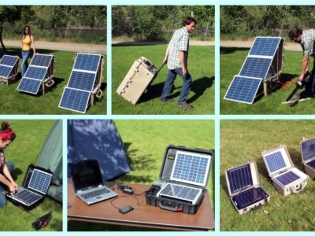 Suntrunks: Solar Power To Go's video poster