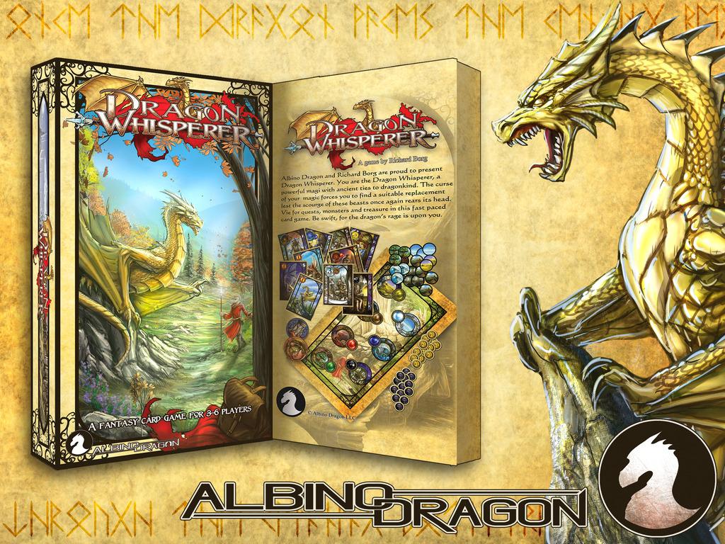 Dragon Whisperer's video poster