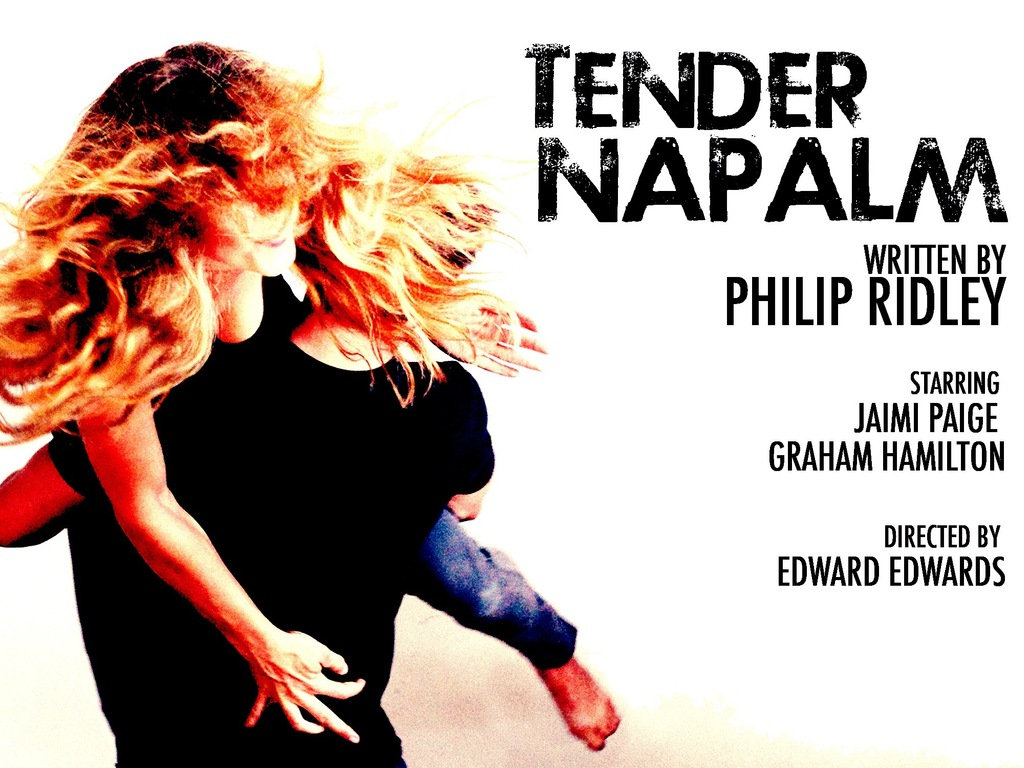 Tender Napalm's video poster