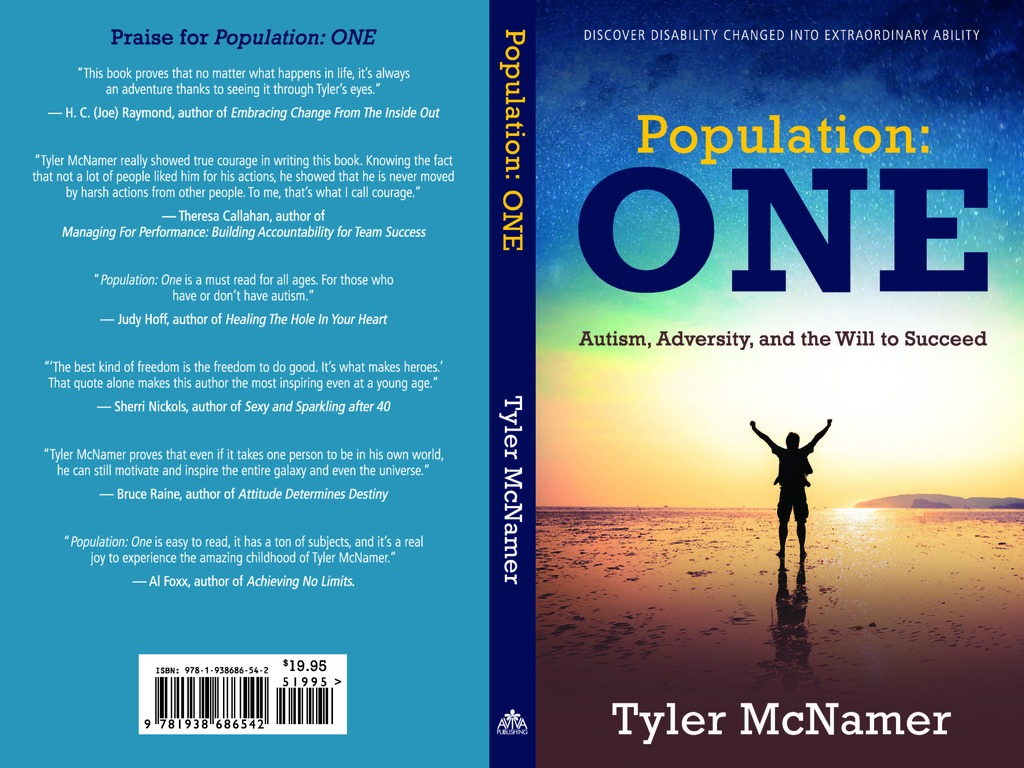 Population One: Autism, Adversity and the Will to Succeed.'s video poster