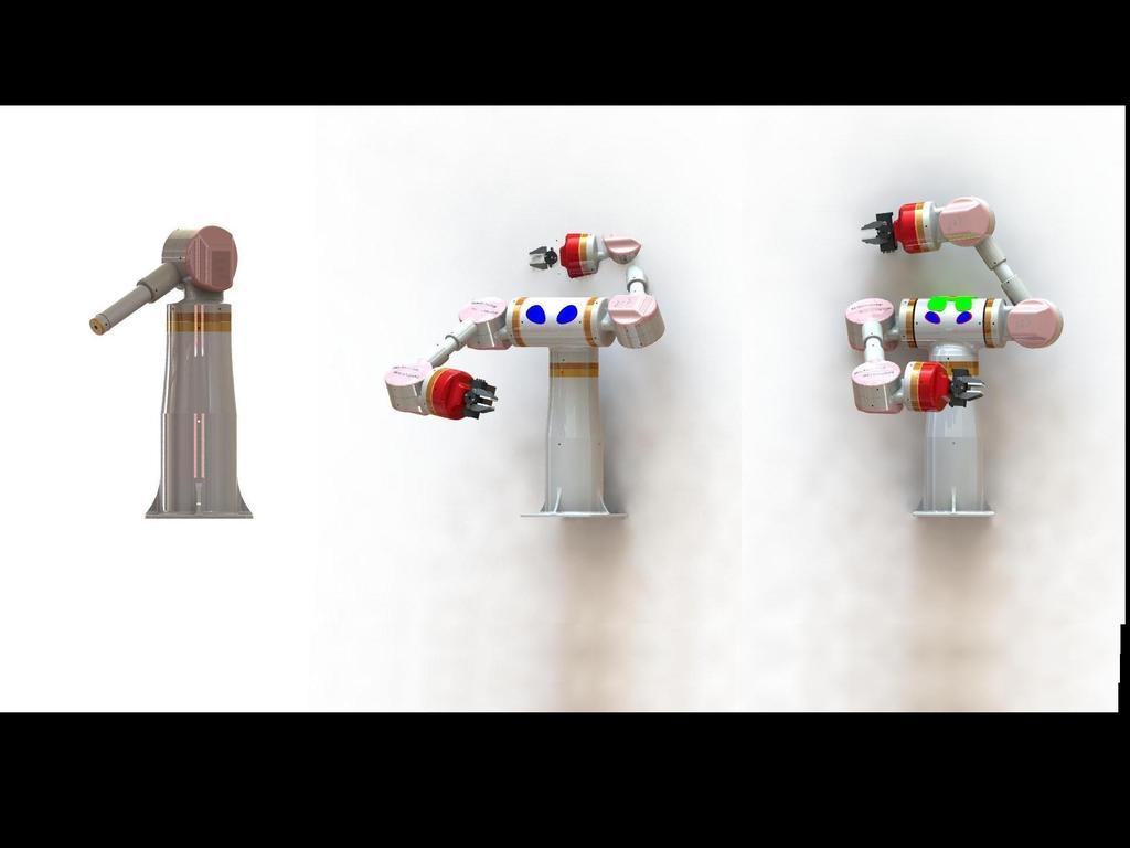 SAIR and DAIR Robots's video poster