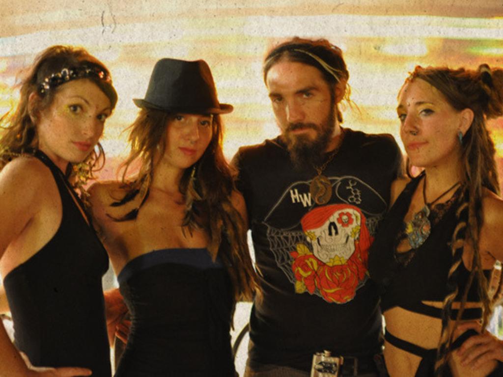 """Dumptruck Butterlips -  """"Sweet & Dirty"""" CD/Tour's video poster"""