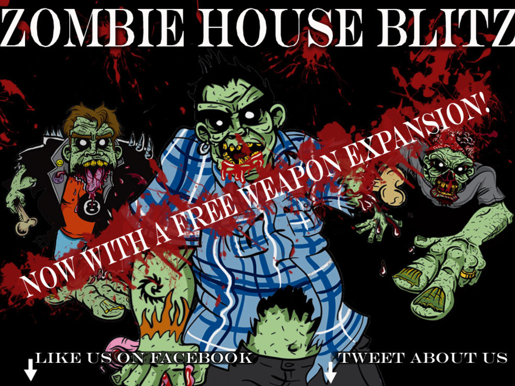 Zombie House Blitz - Tabletop Card Game's video poster