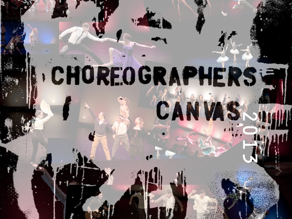 The Choreographer's Canvas's video poster