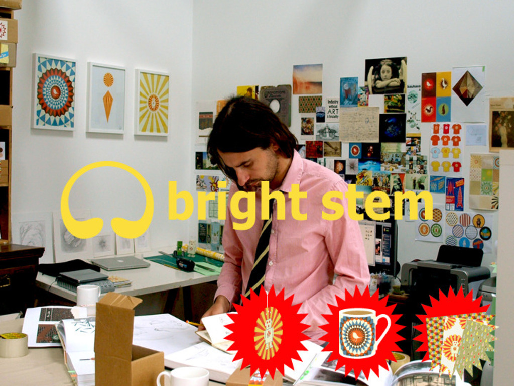 Ethical Products From A New Creative Business - Bright Stem's video poster