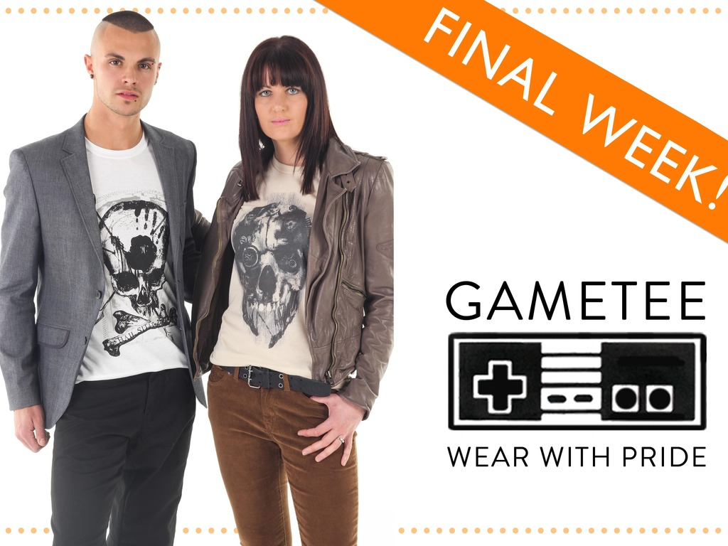Gametee: Premium T-Shirts for Video Gamers's video poster