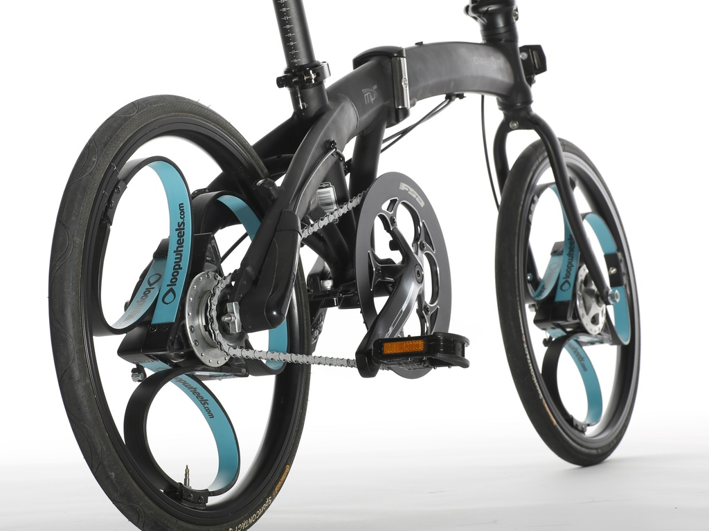Loopwheels: for a smoother, more comfortable bicycle ride's video poster