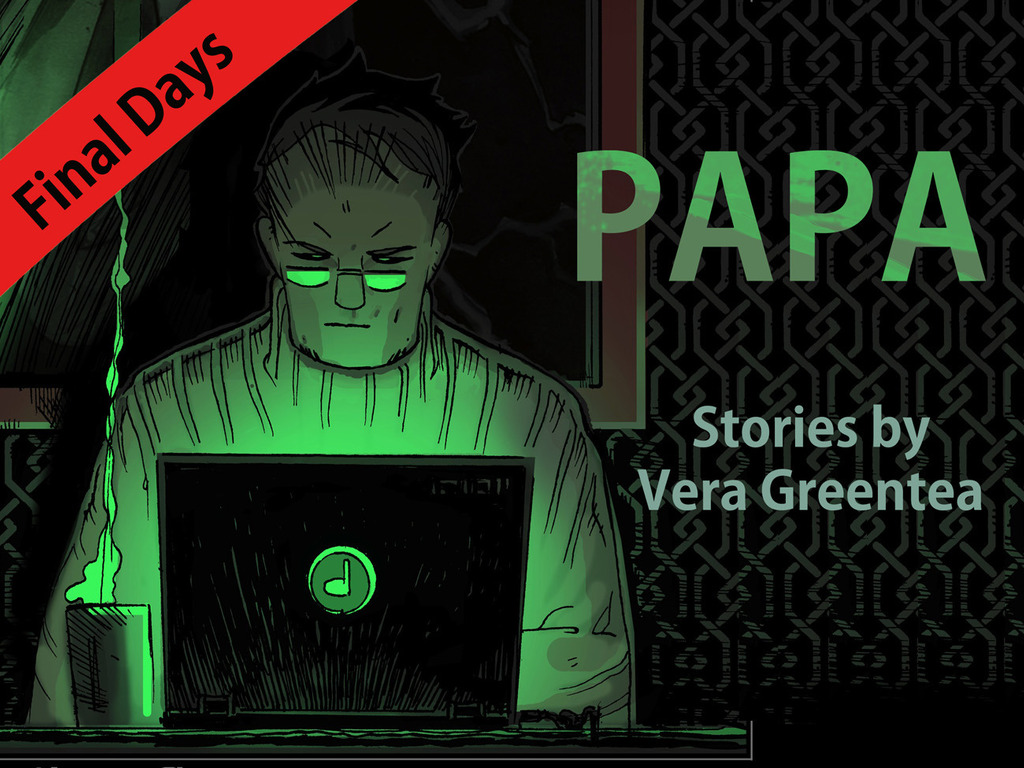 PAPA: An Indie Comic Book Collection's video poster
