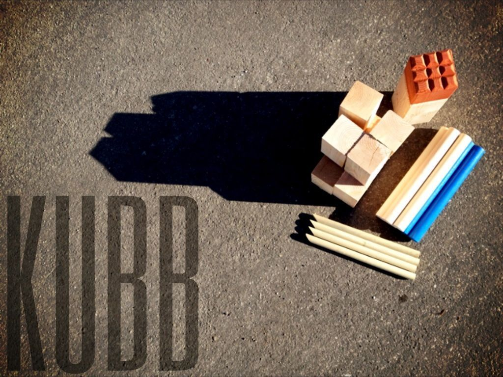 Kubb : The Outdoor Viking Party Game - Handcrafted's video poster
