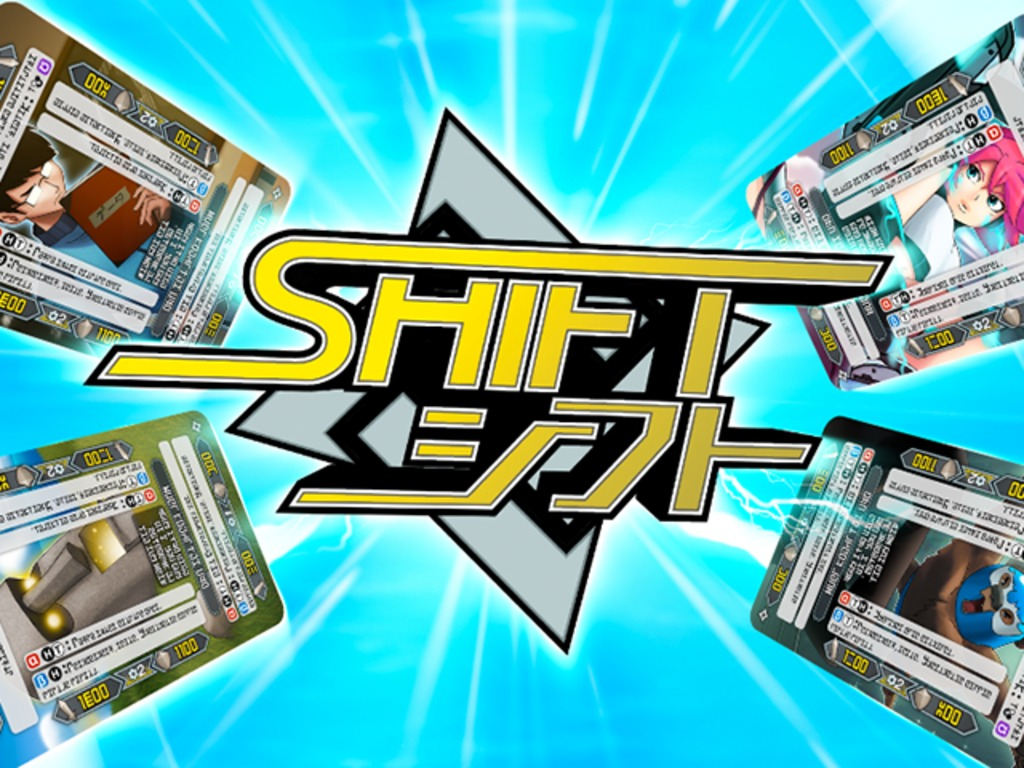 Shift - The Single Card CCG's video poster