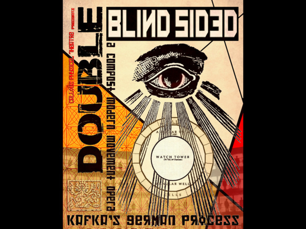 Double Blind Sided -  World Premiere of New Opera's video poster