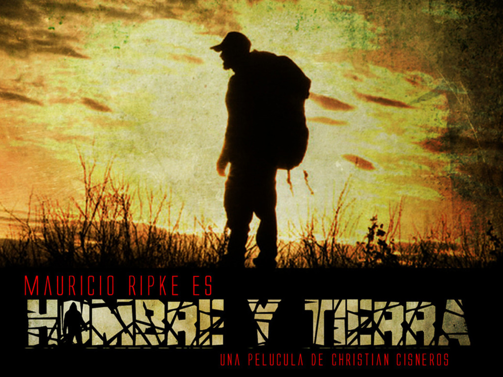 """Hombre Y Tierra"" Feature Film To Festivals!'s video poster"