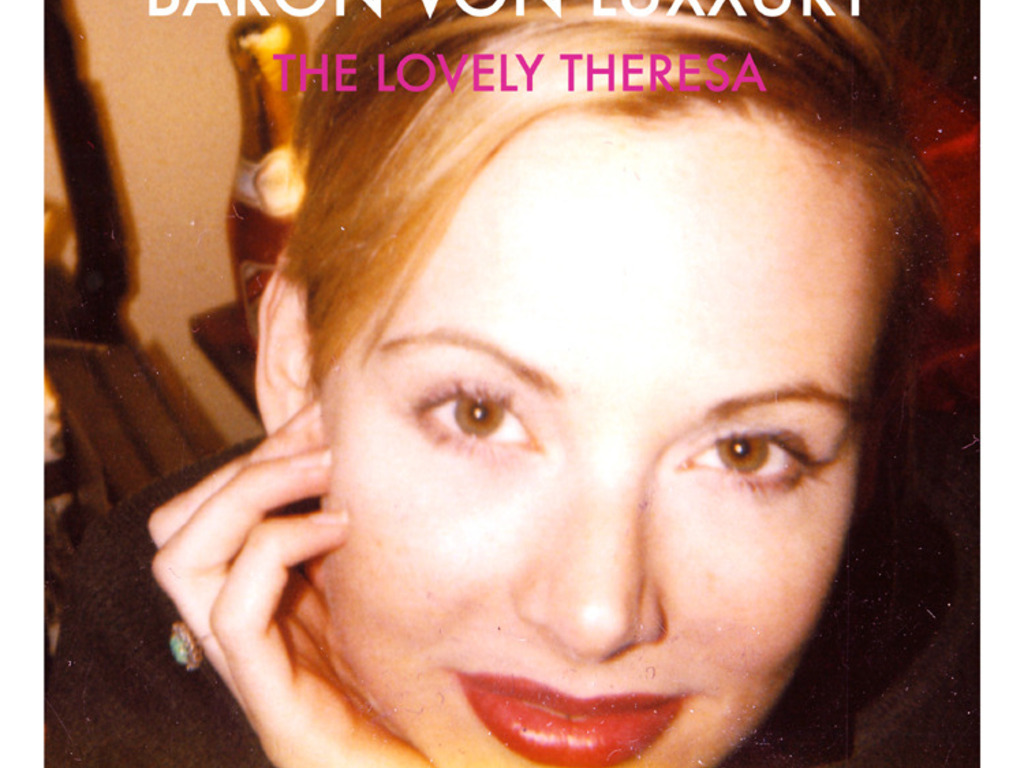 The Lovely Theresa: A Story of Theresa Duncan & Jeremy Blake's video poster