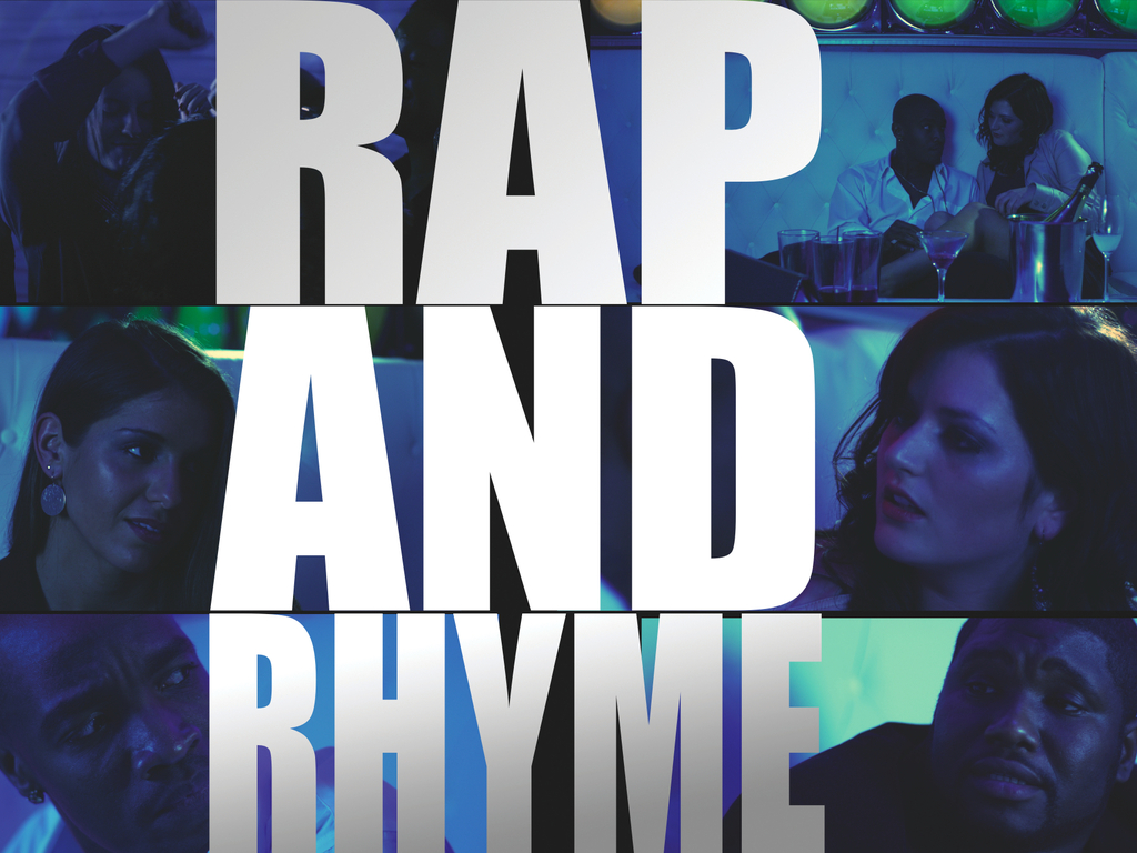 RAP & RHYME:  The Feature Film's video poster