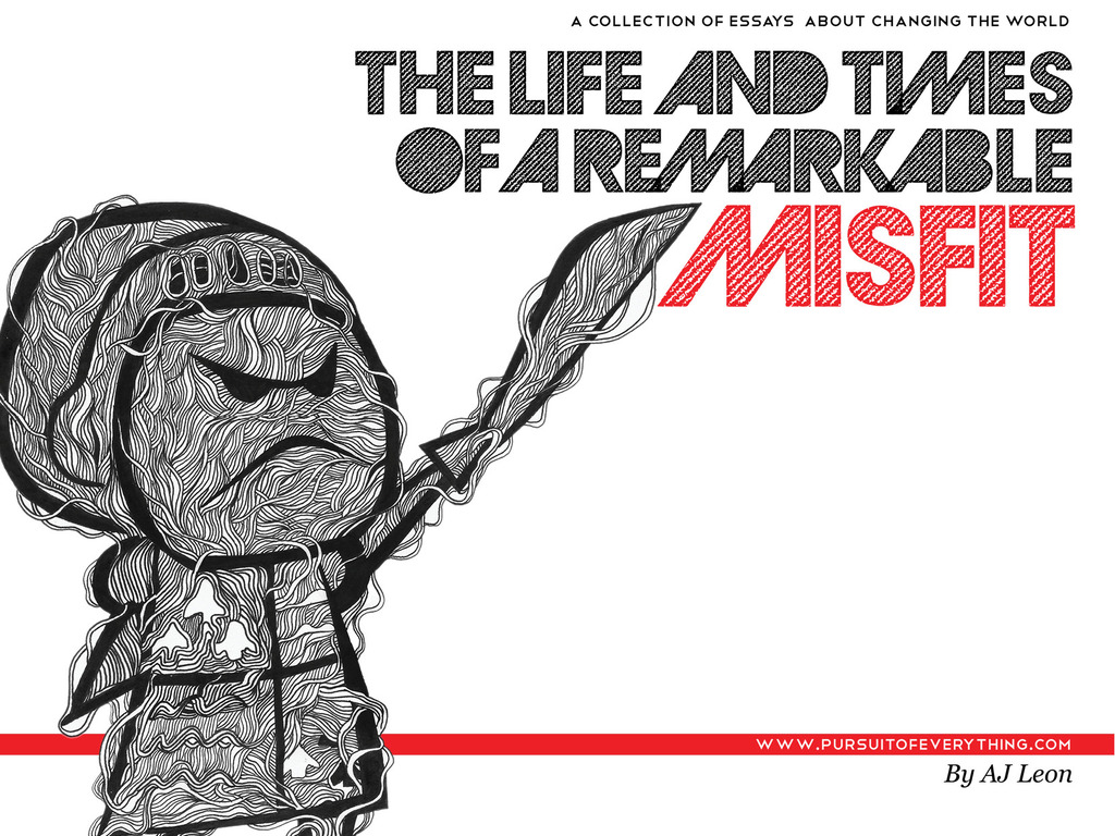 The Life & Times of a Remarkable Misfit's video poster