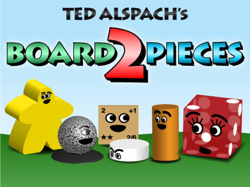Board 2 Pieces Comics Compendium Vol.1&2's video poster