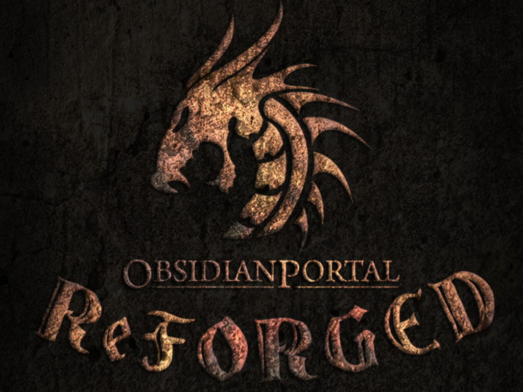 Obsidian Portal Reforged's video poster