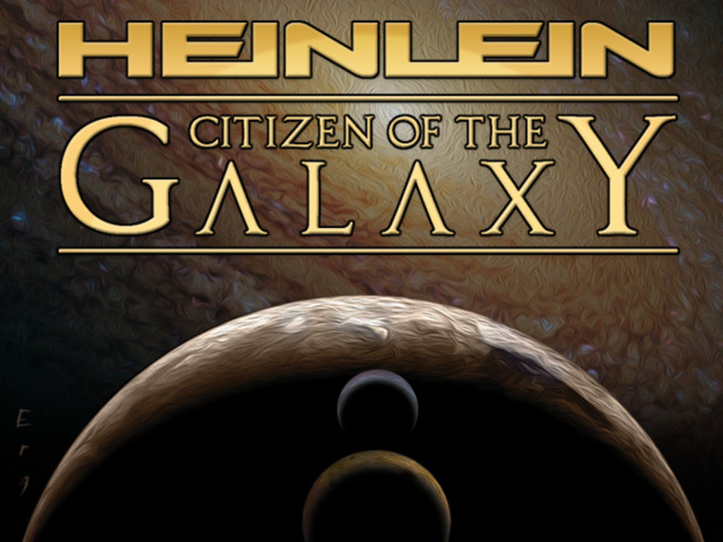 Robert A. Heinlein 's Citizen of the Galaxy Graphic Novel's video poster
