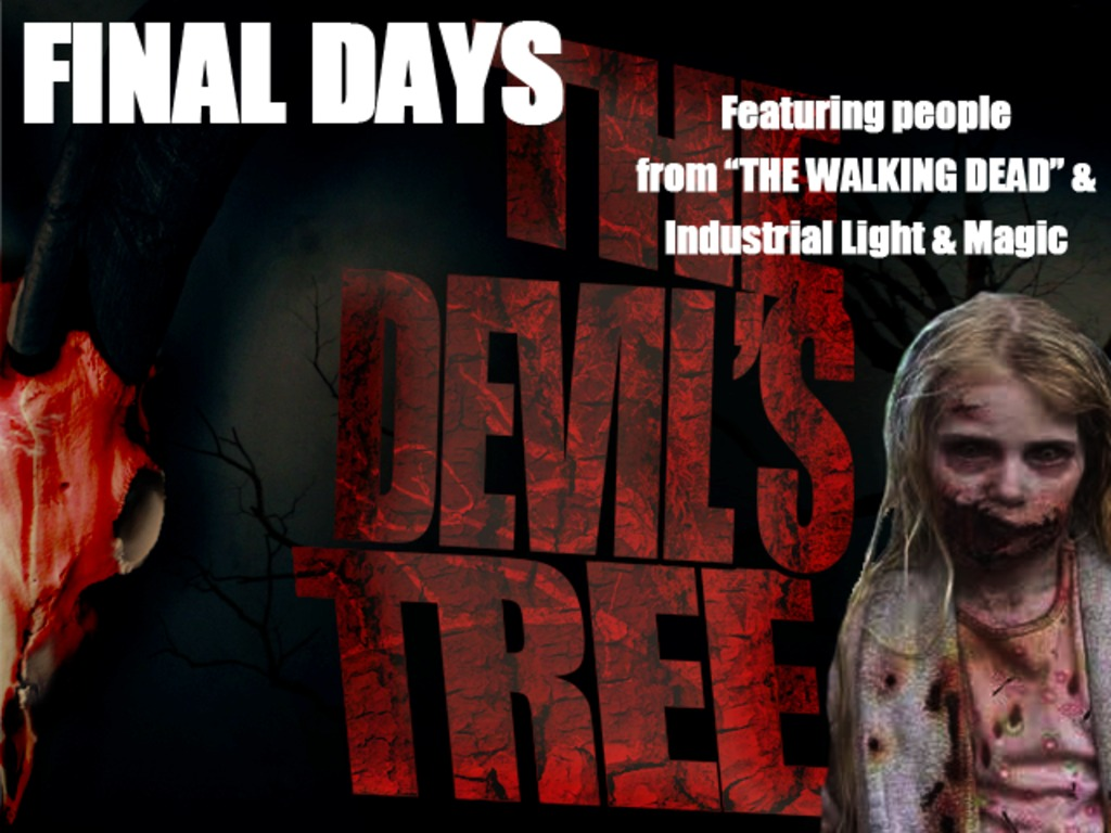 """The Devil's Tree"" - A horror feature's video poster"