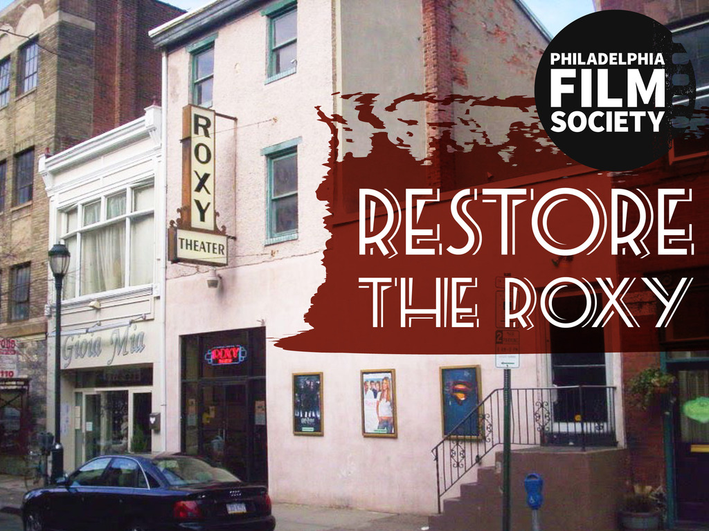 Restore the Roxy's video poster