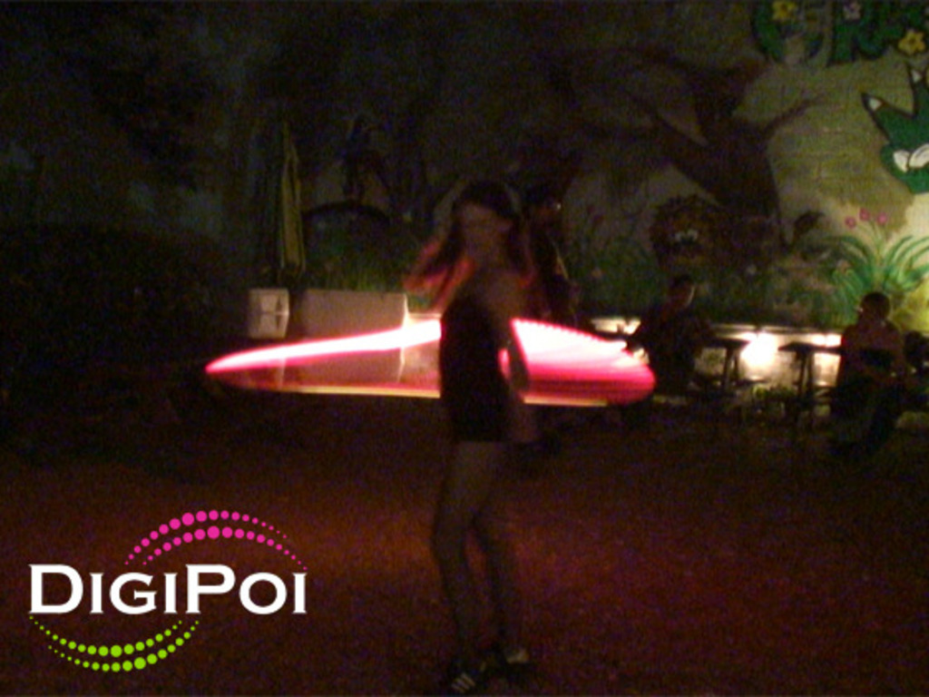 DigiHoop: The Next Generation in LED Hoops's video poster